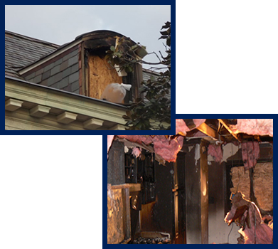 Commercial Fire Damage in Greensboro, NC